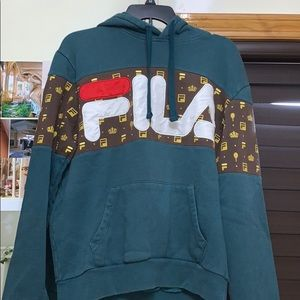 FILA COLAB WITH URBAN OUTFITTERSHOODIE